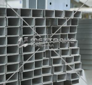 Труба стальная прямоугольная в Симферополе
